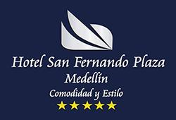 Hotel San Fernando Plaza Medellín